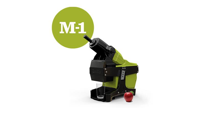 ジュースマシン M-1